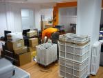 Nuevo mobiliario de oficina en la Fundación