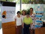 Donación de La Obra Social la Caixa proyecto Kontigo