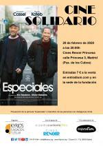 Cine Solidario Kyrios