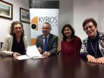 Donación de CLH a Kyrios