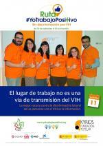 Charla sobre discapacidad y prevención del VIH.